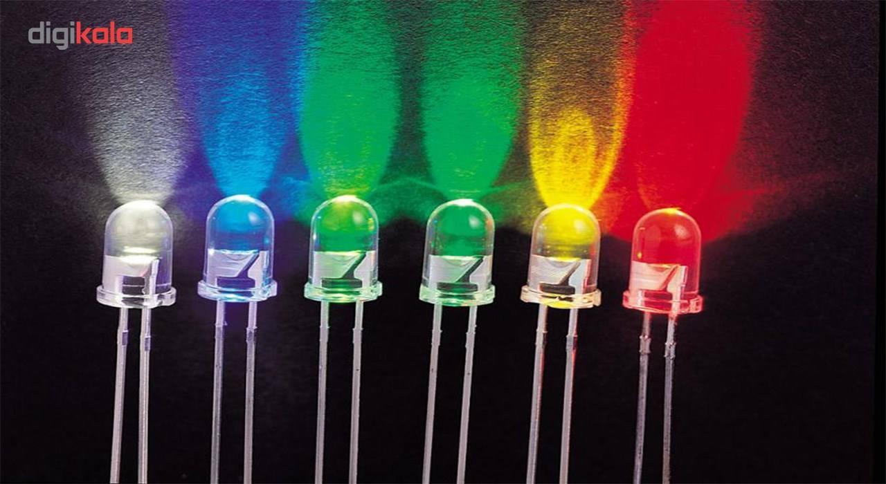 لامپ ال ای دی 5MM بسته 10 عددی